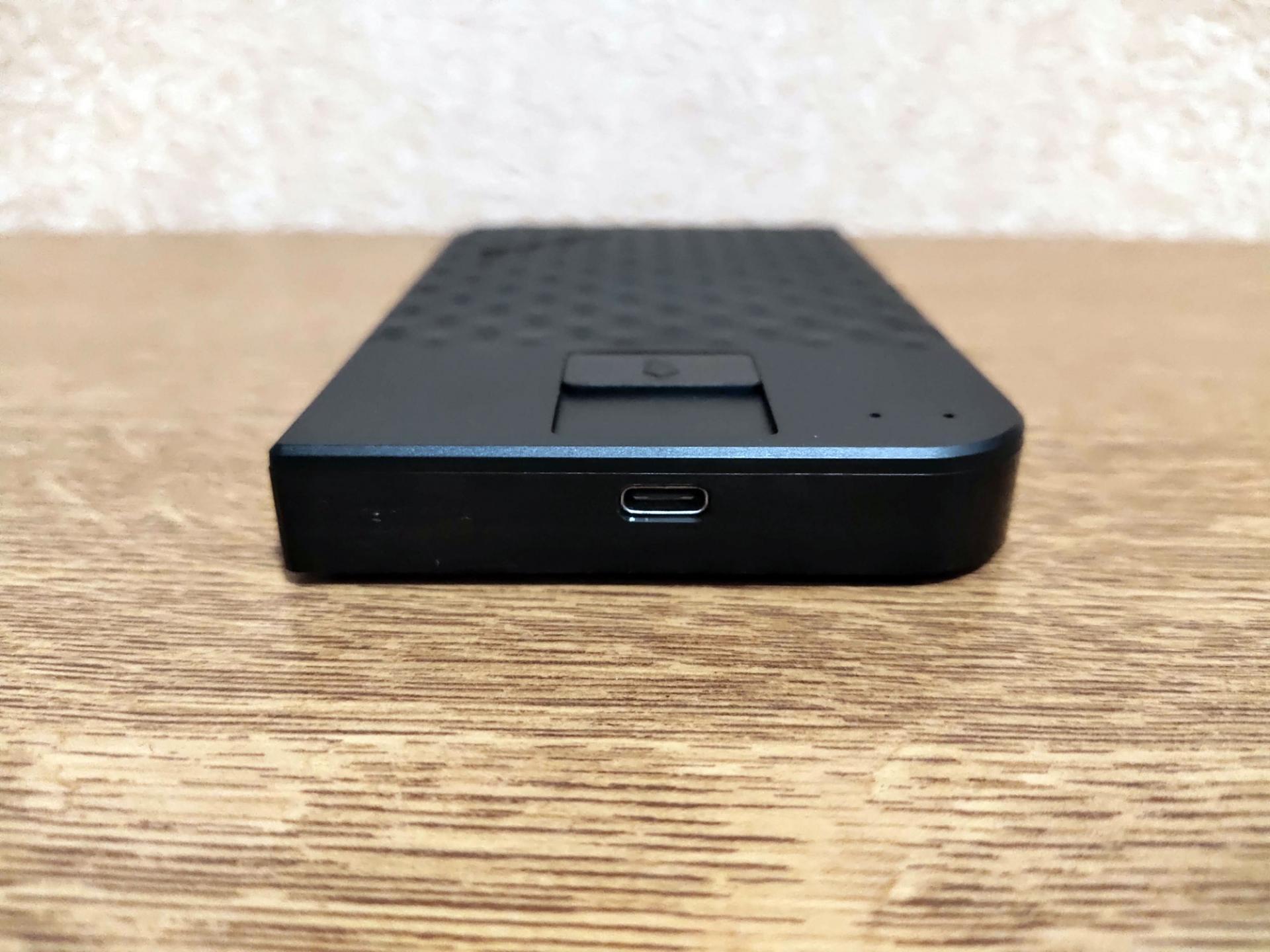 Обзор внешнего жёсткого диска Verbatim Fingerprint Secure Hard Drive