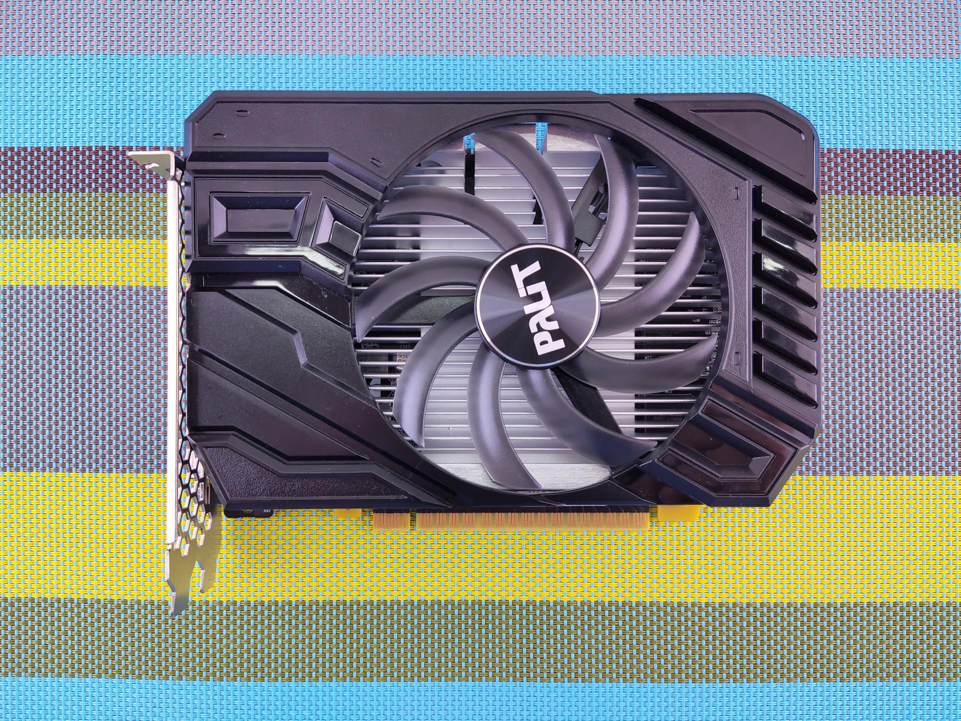 Разгон видеокарты: пробуем бюджетную PALIT GeForce GTX 1650 Super 1530MHz StormX