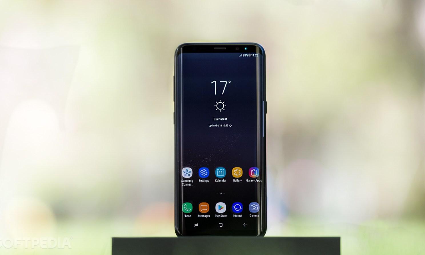 Samsung Galaxy S9 получает бета-версию Android 10