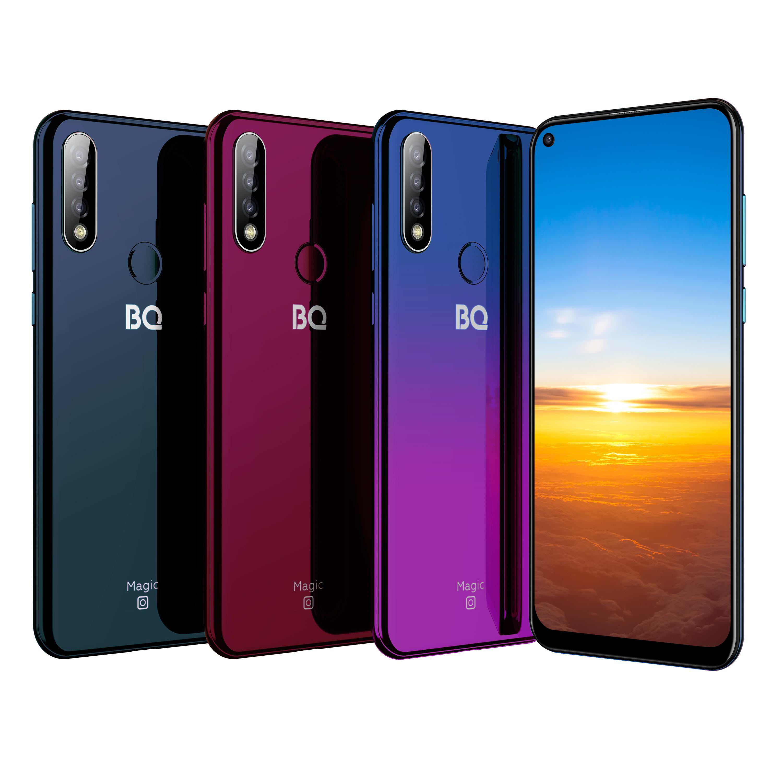 Смартфон-новинка BQMagic O(6424L) уже поступил впродажу