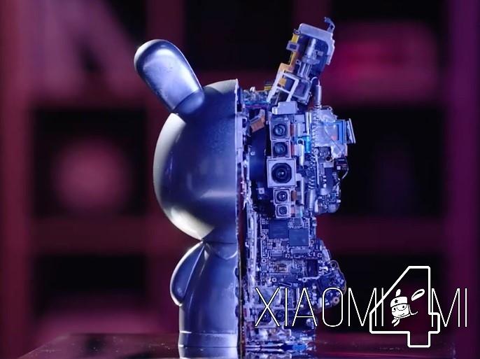Терминатор отXiaomi — новый концепт маскота Миту