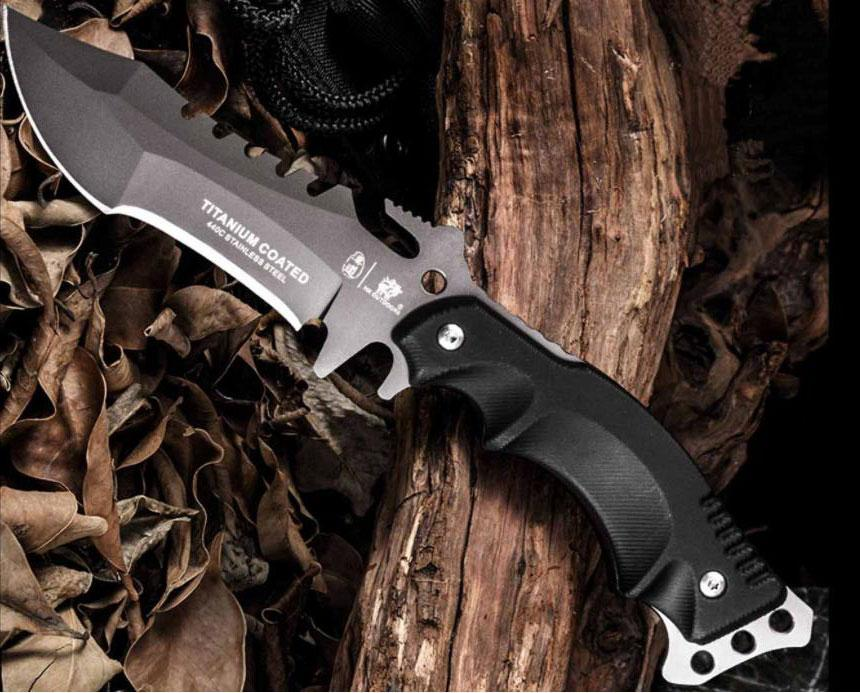 УXiaomi появился необычный тактический нож. Можно купить