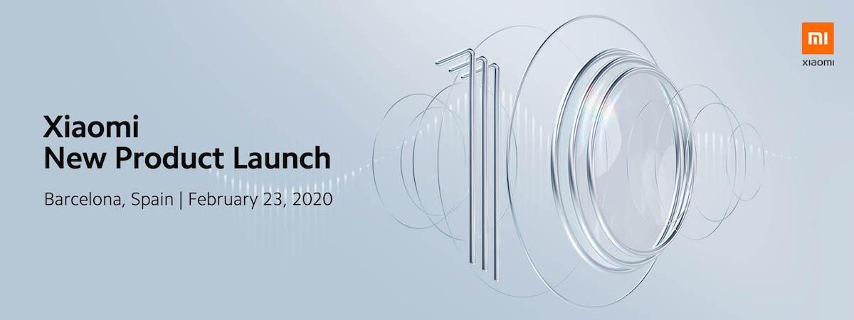 Xiaomi Mi10 должны показать 23 февраля