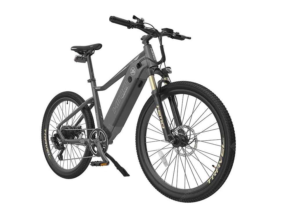 Xiaomi продемонстрировала новый электрический велосипед HIMO C26 за580 долларов