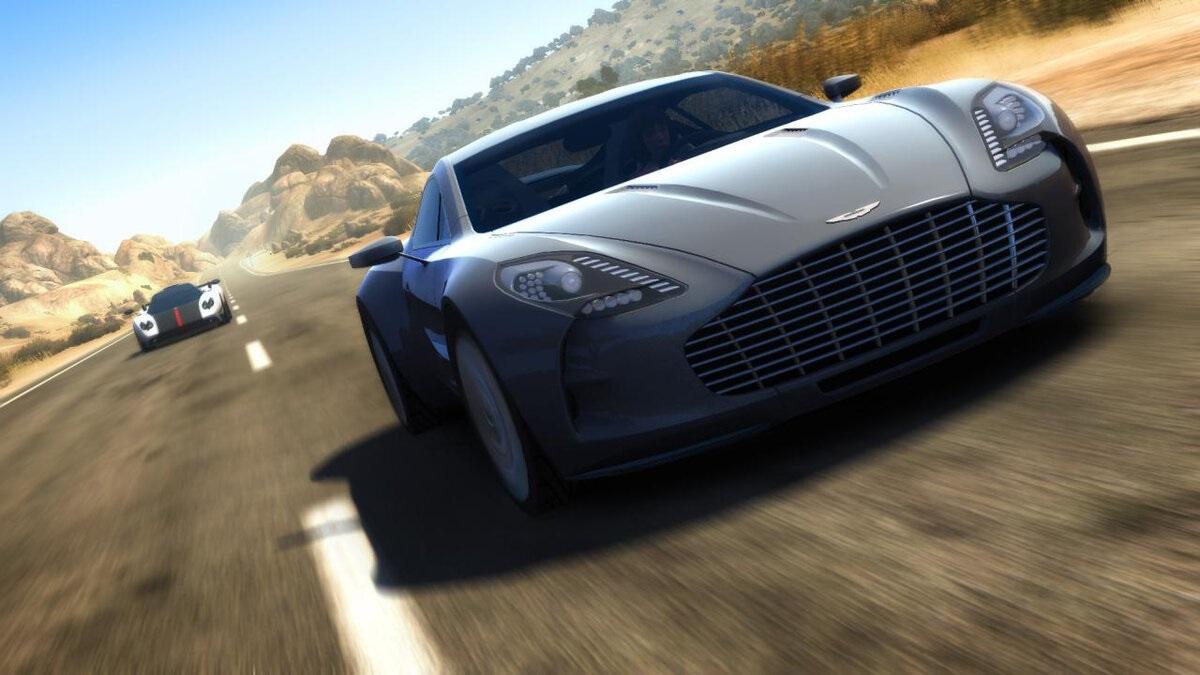 Анонс новой игры серии Test Drive состоится 7 июля