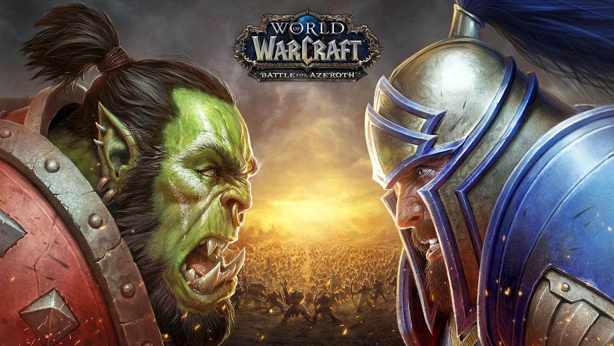Blizzard продает World ofWarcraft: Battle for Azeroth сбольшой скидкой