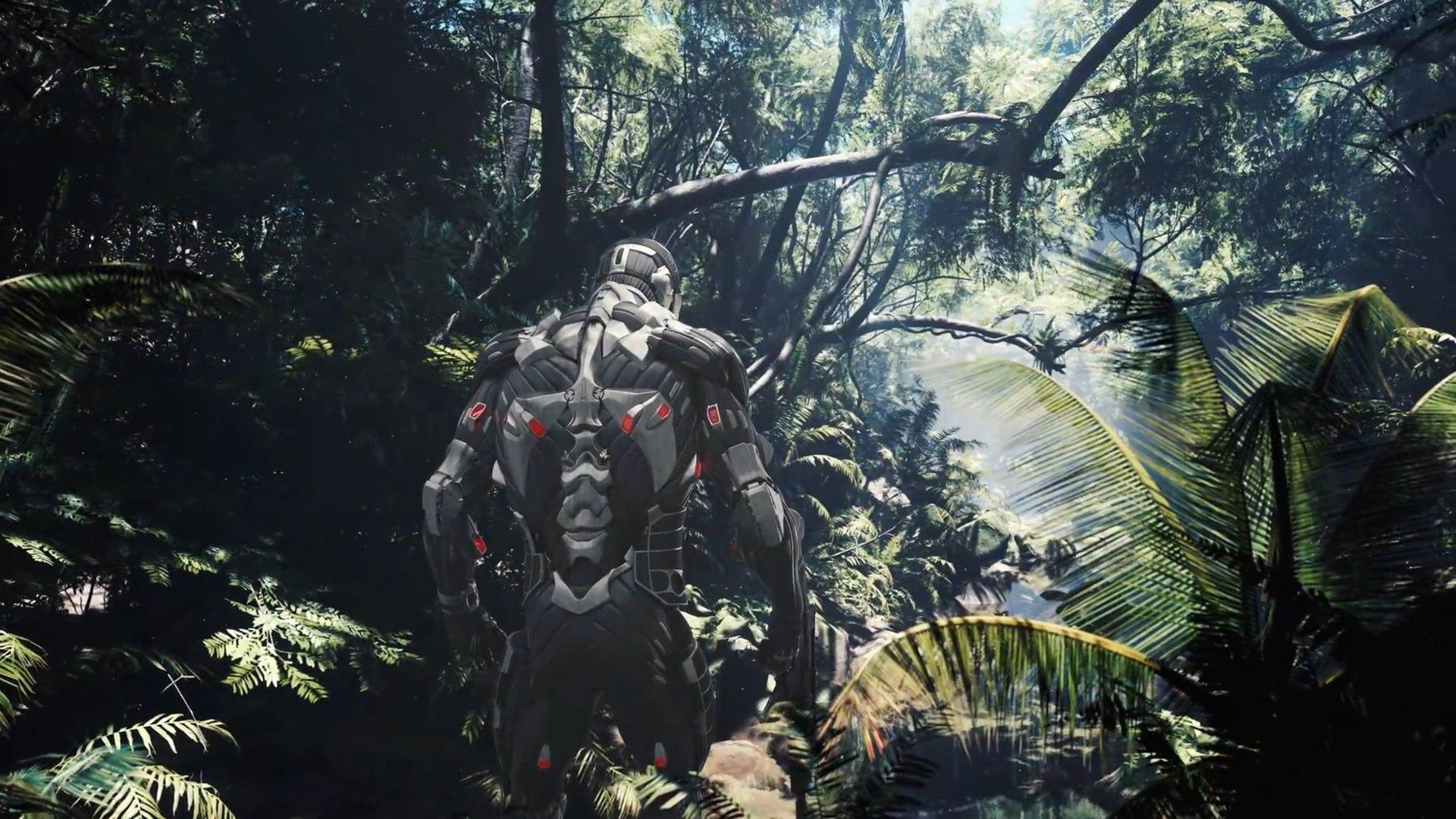 Crysis Remastered выйдет 23 июля, но лишь на Nintendo Switch