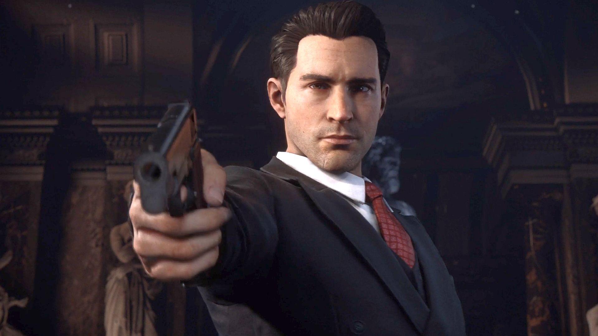 Дата презентации с геймплеем Mafia: Definitive Edition