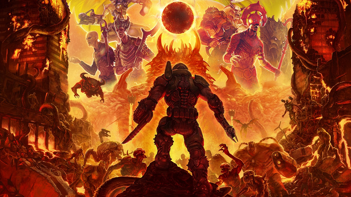 Doom превратили вигру по«Звездным войнам»