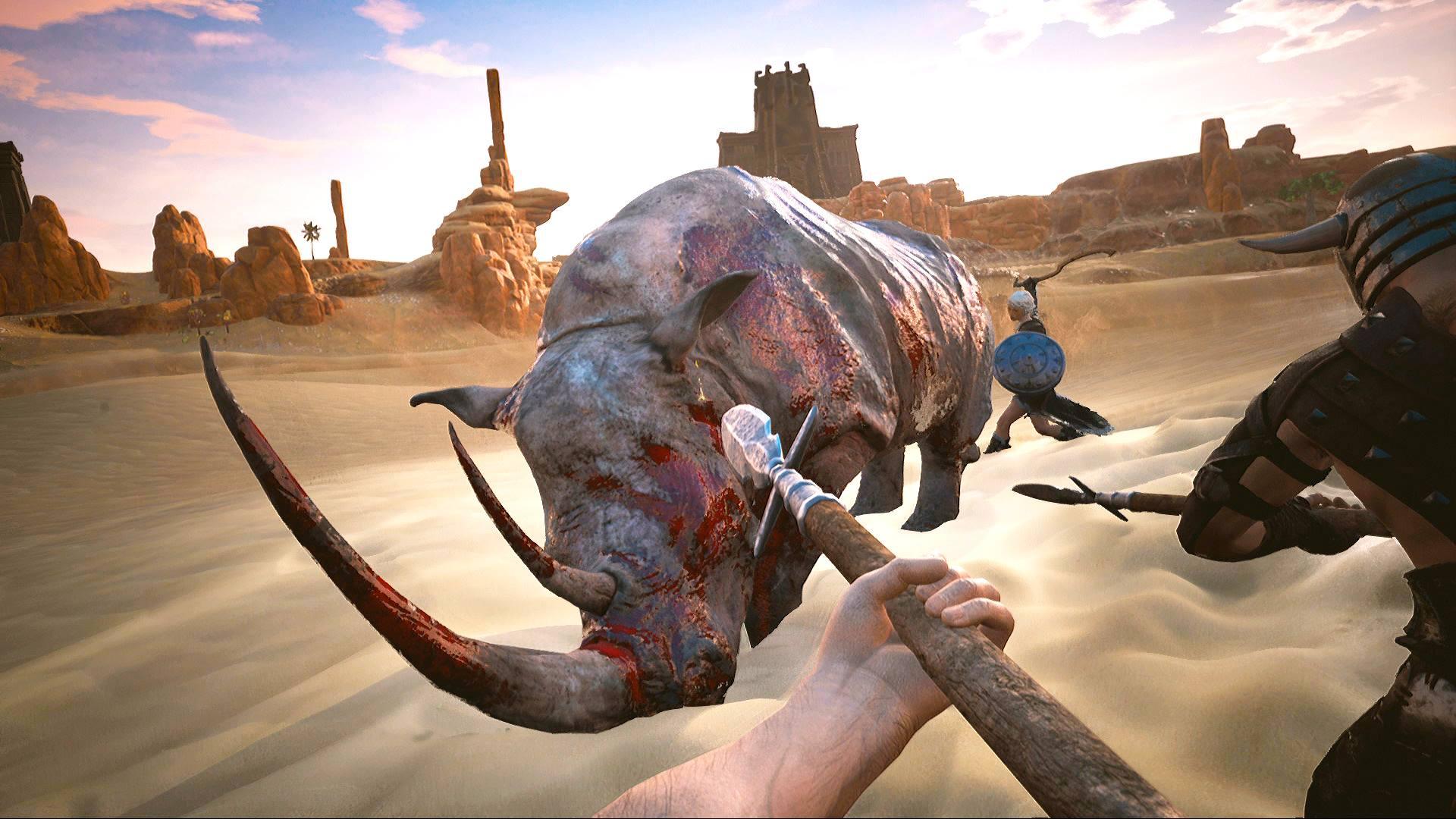 Epic Games не стали бесплатно раздавать Conan Exiles