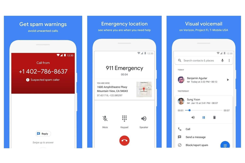 Google скоро поможет избавиться отспам-звонков