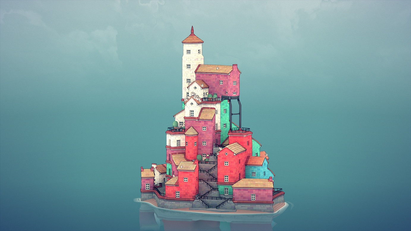 Инди-игру про создание городов снеобычной графикой крайне высокого оценили вSteam