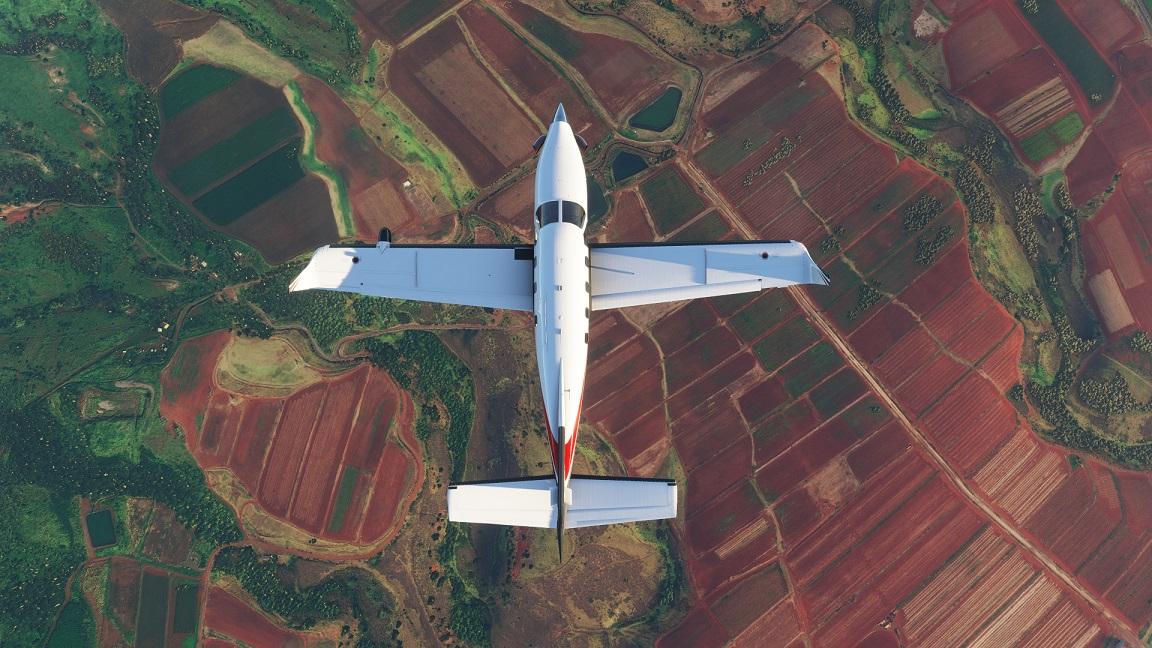 Microsoft Flight Simulator доступна вSteam