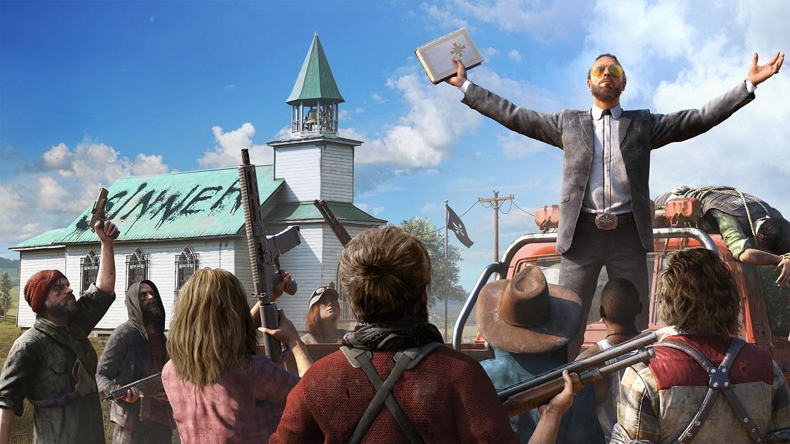 Новая пора скидок в Steam. Участвует серия Far Cry и много других игр