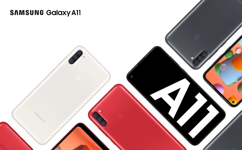 Новый смартфон Galaxy A11 радует ценой. Уже поступил впродажу