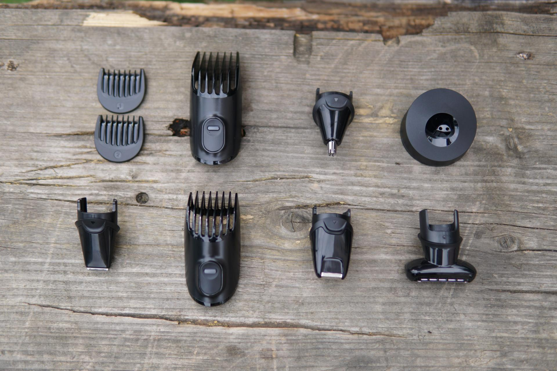 Обзор машинкидля стрижки для стрижки Braun MGK7220
