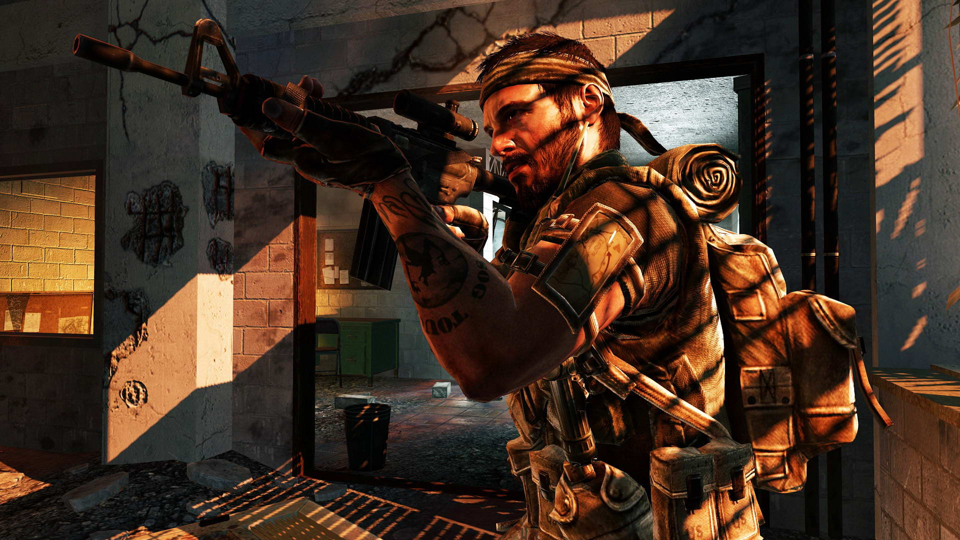Первые слухи о новой  Call of Duty. Список карт и место действия одиночной кампании