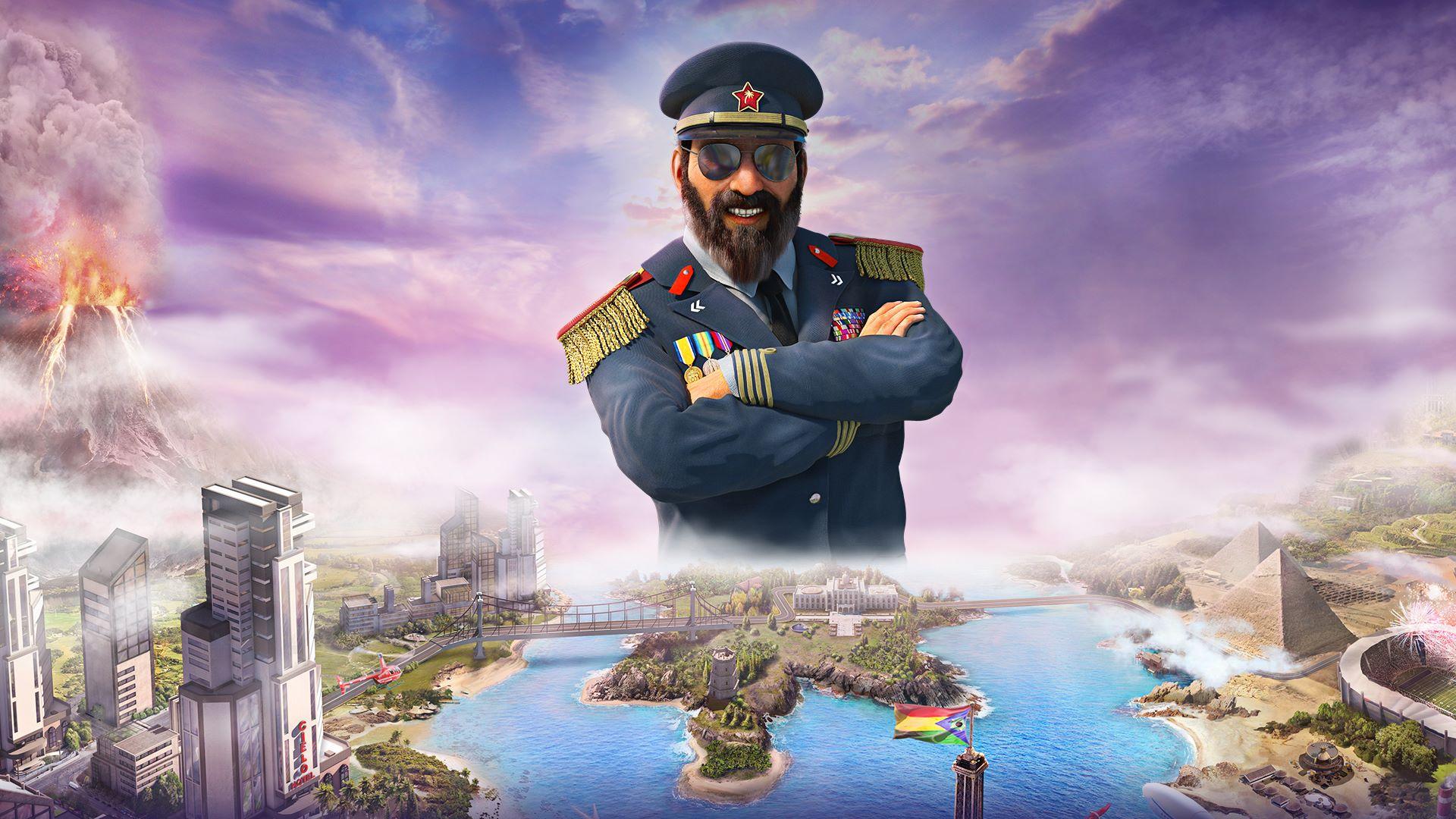 Получите Tropico 6 бесплатно вSteam