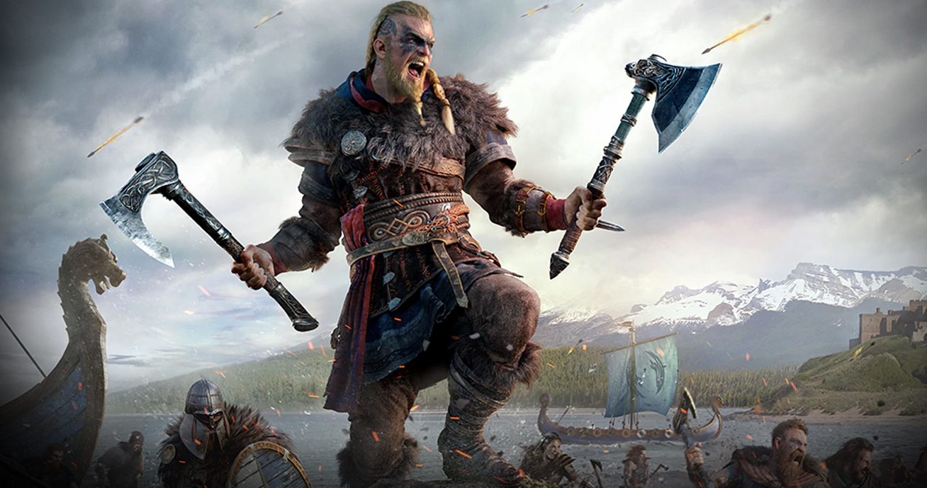 Сценарист Assassin's Creed Valhalla ответил накритику слитого ролика сгеймплеем игры