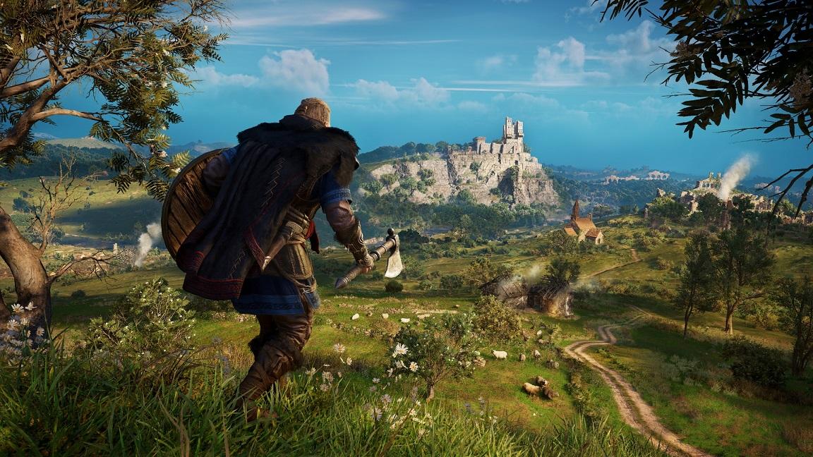ВAssassin's Creed Valhalla почти нет побочных миссий. Ноэтому есть хорошая замена