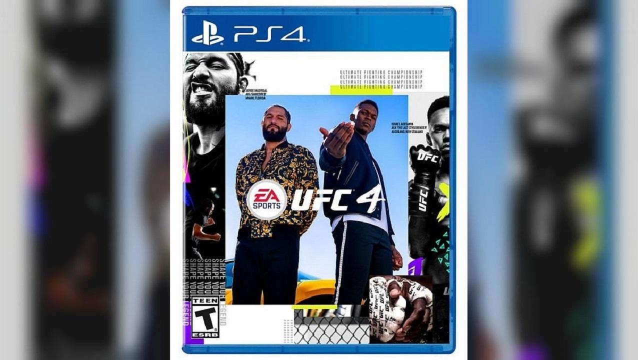 Вышел дебютный трейлер UFC 4. Внем показали двух действующих бойцов организации