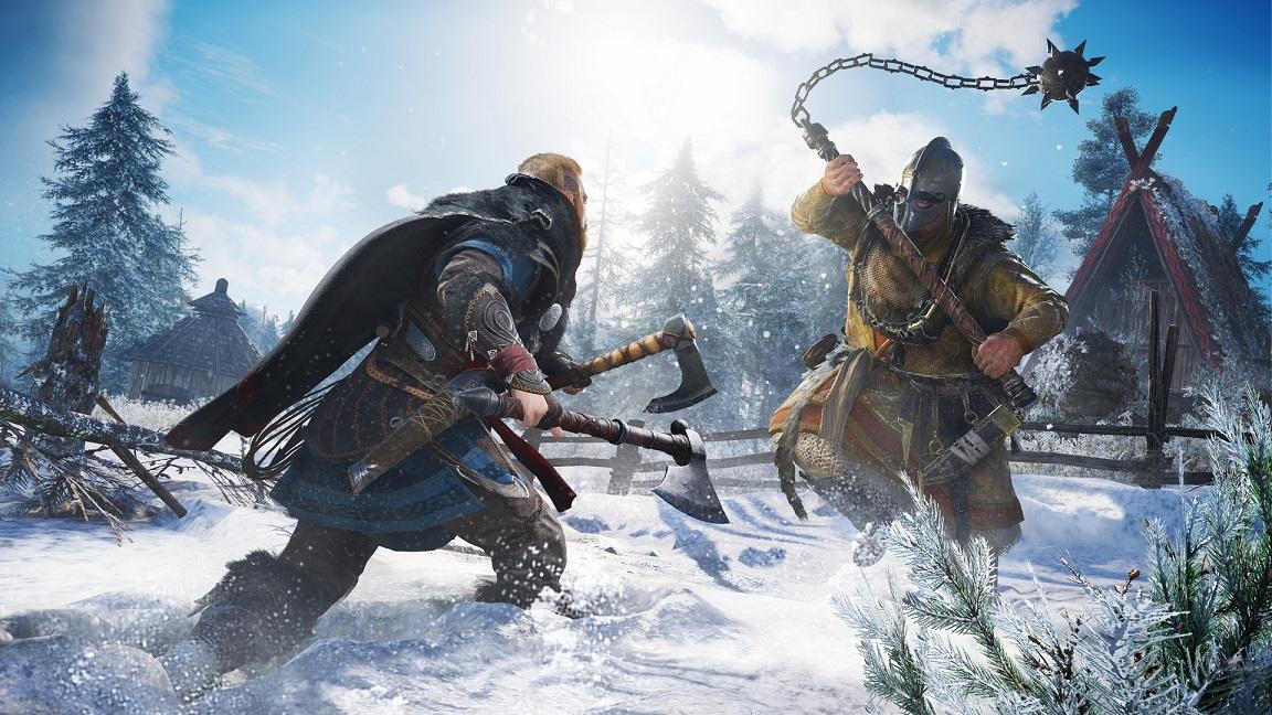 Вышел сюжетный трейлер  Assassin's Creed Valhalla проЭйвора