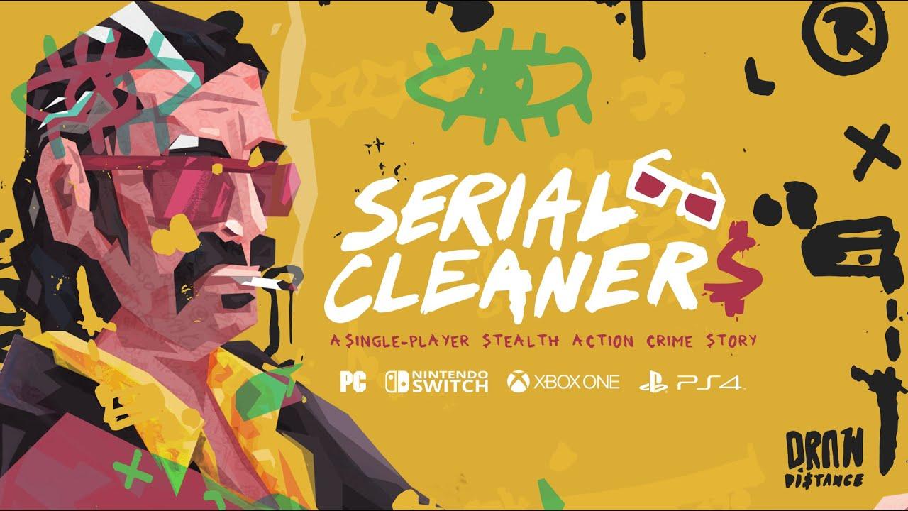 Анонсирована Serial Cleaners. Игра окунает нас в жизнь уборщика трупов из 90-ых