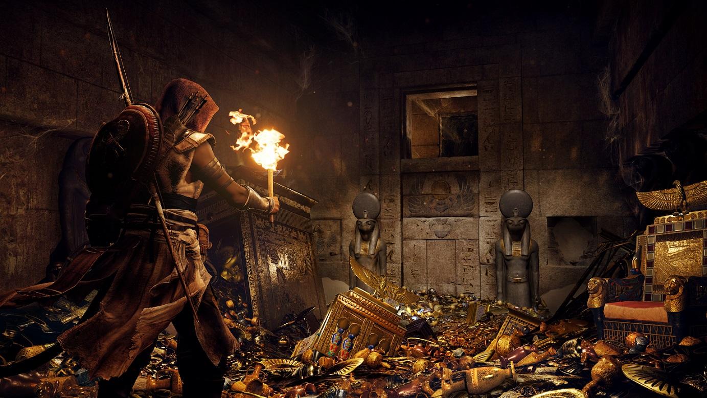 Assassin's Creed: Origins доступна бесплатно для владельцев ПК