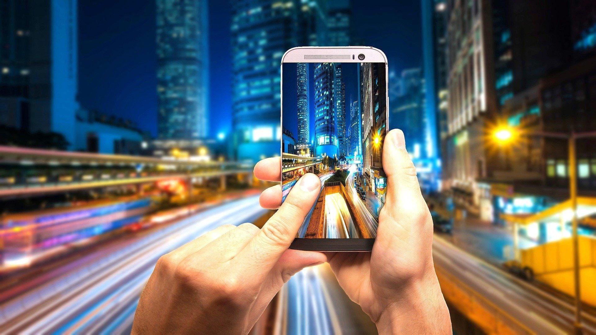 Камера смартфона сOIS, EIS или HIS? Кратко остабилизации изображения