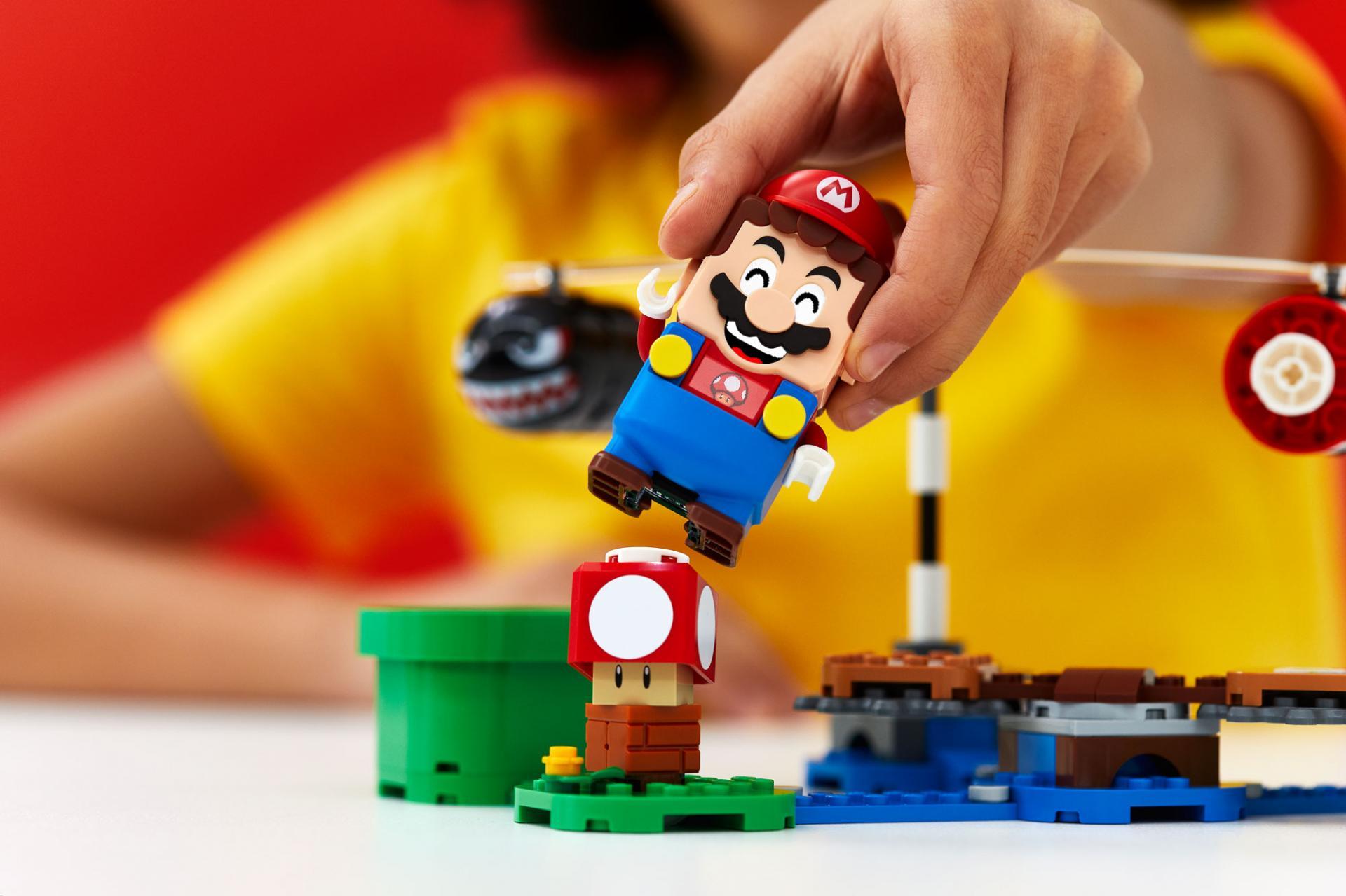 Карты настол: раскрыты все наборы новой линейки LEGO Super Mario