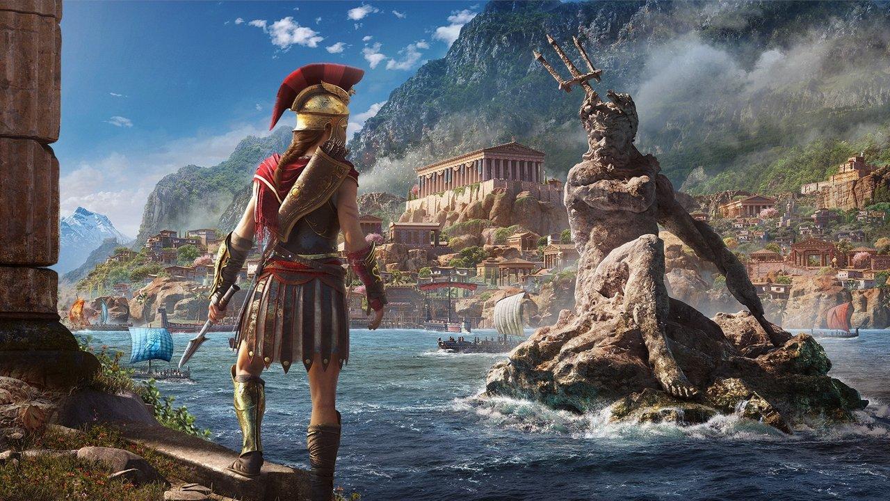 Летняя распродажа лучших ААА-игр отUbisoft