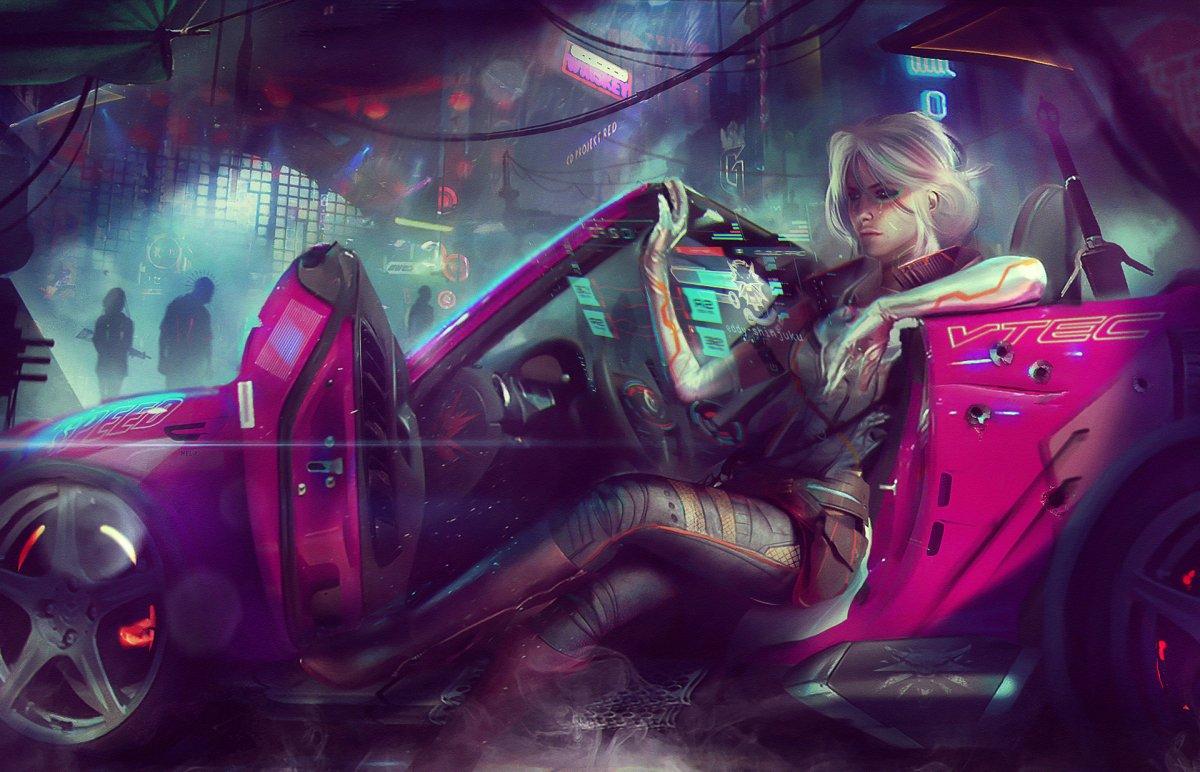 НаCyberpunk 2077 разозлились трансгендеры