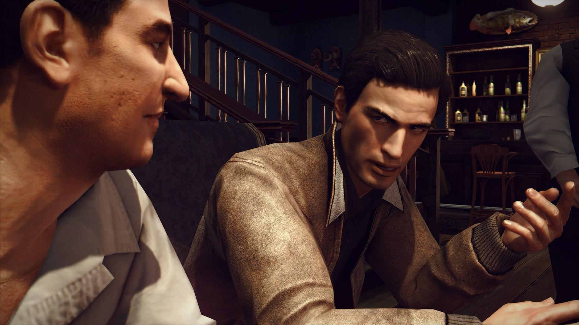 Новые детали грядущего ремейка первой Mafia