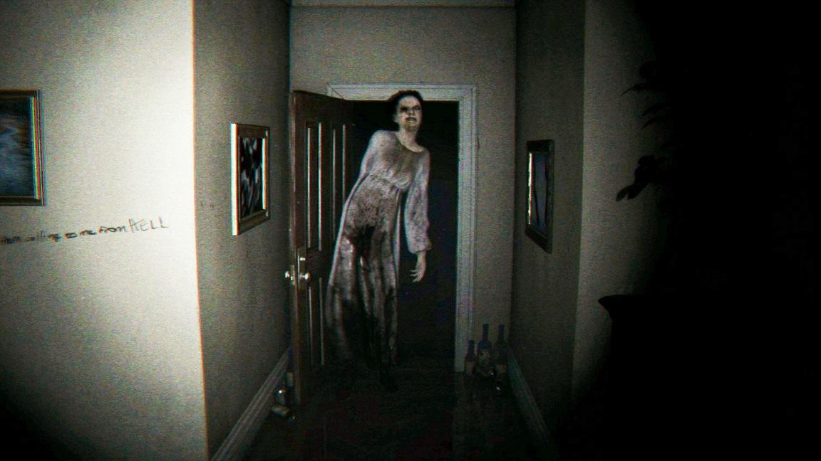 Очень страшно. Ремейк Silent Hills P.T. создали вHalf-Life Alyx
