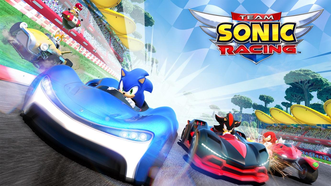 Пираты ликуют. Удалось обойти защиту Team Sonic Racing, которая держалась почти год