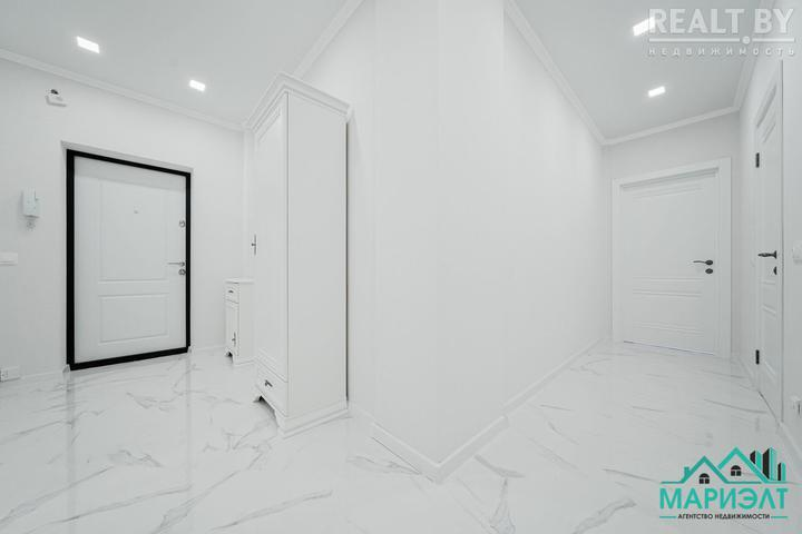 Полностью белая квартира. Возможноли в такой жить?