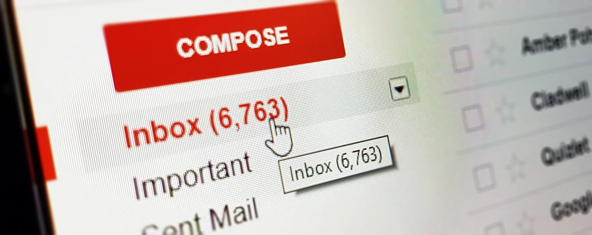 Приложение Gmail для Android обновилось доверсии 2020.05.17.313130477