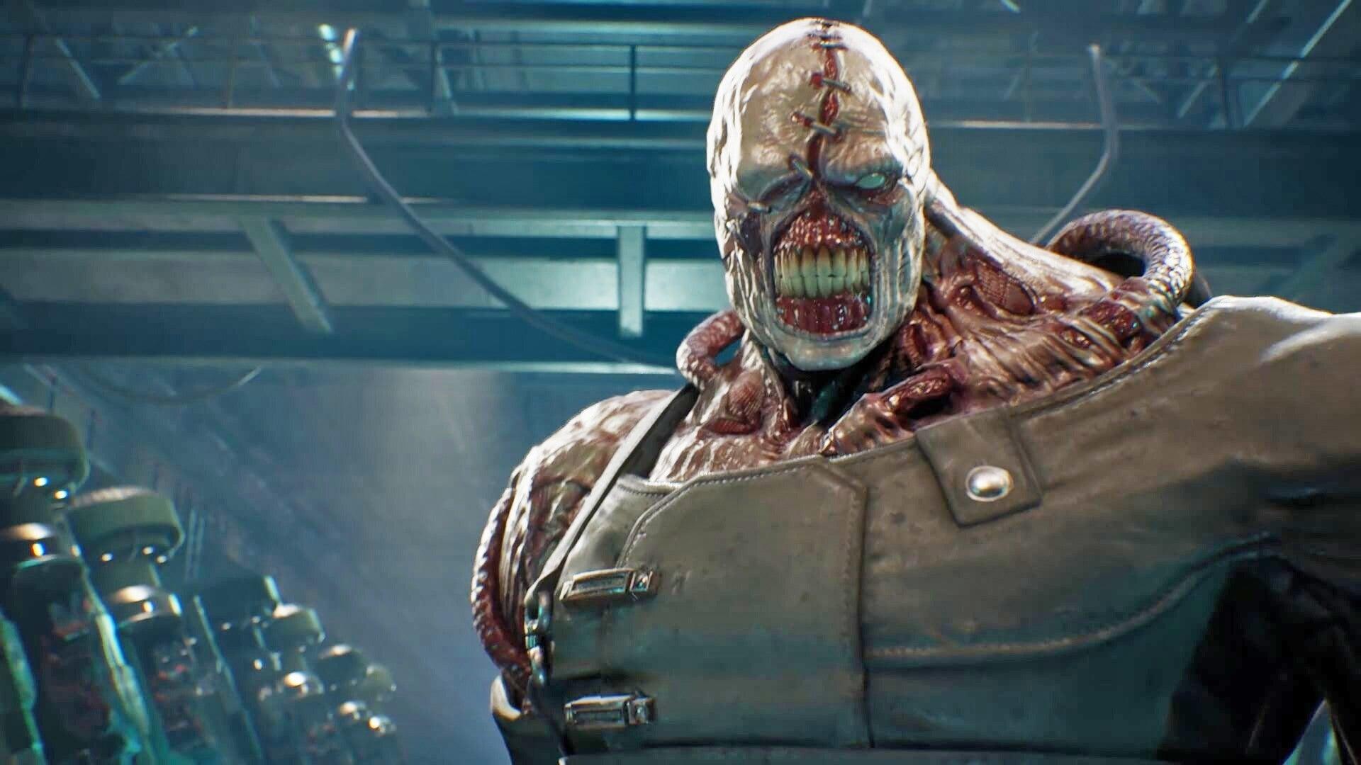 Распродажа серии Resident Evil в Steam