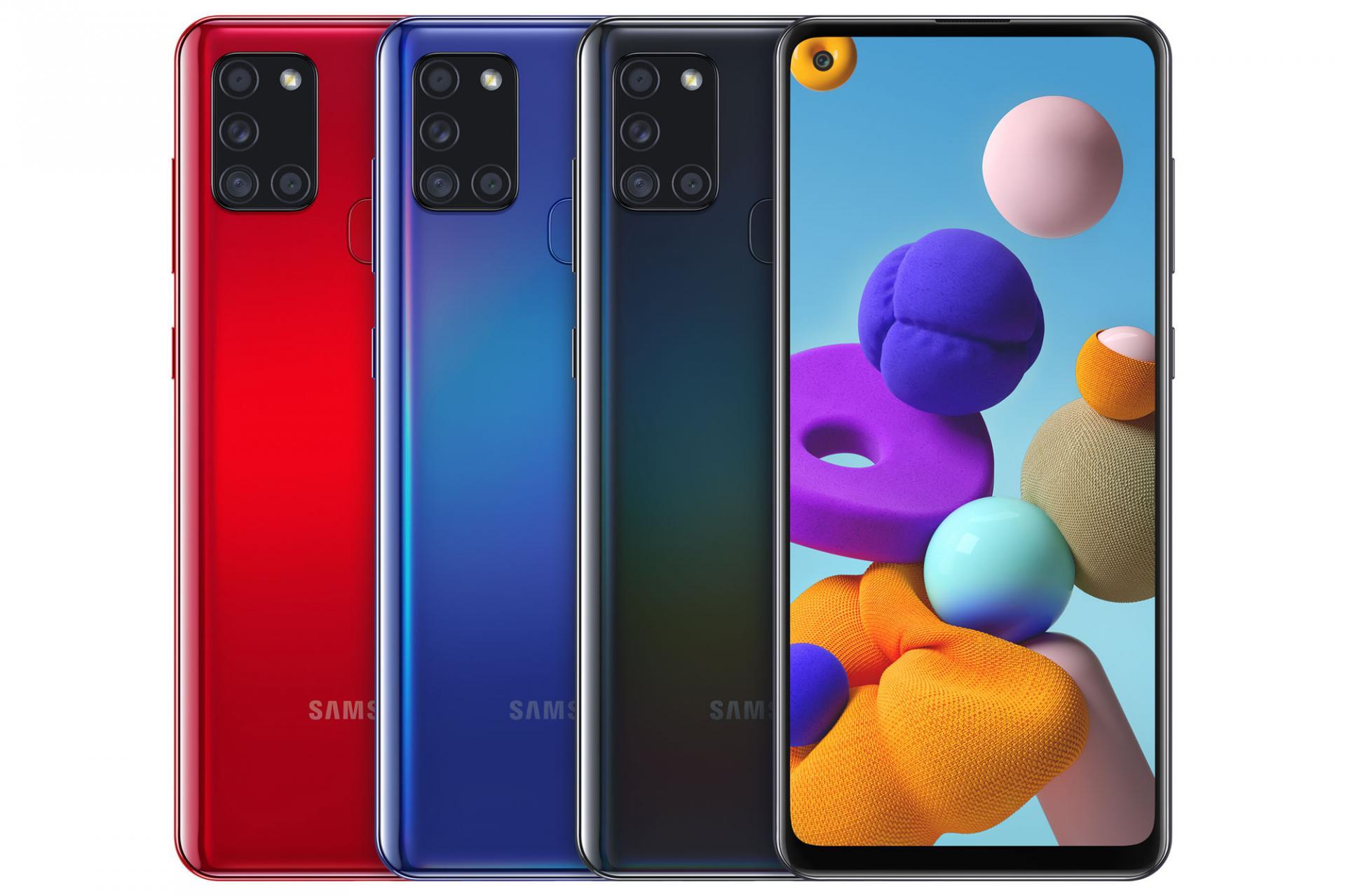 Samsung Galaxy A21s — приятный крепыш, если любите корейцев