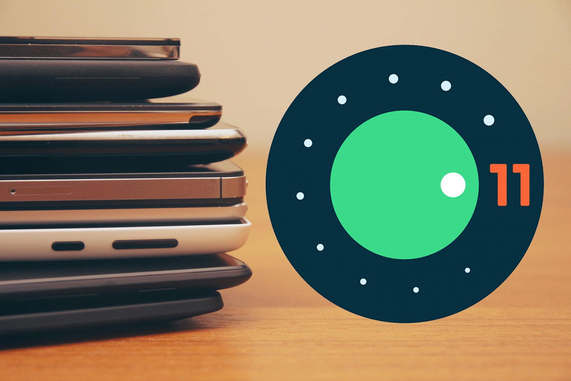 Список смартфонов, накоторые уже можно установить Android 11. Google отдала бету