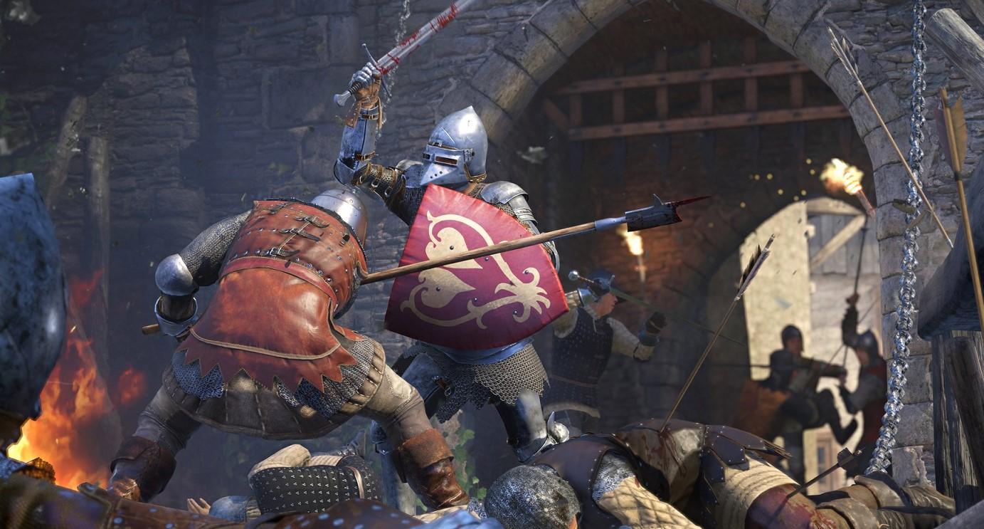 Сыграйте бесплатно вреалистичную средневековую RPG Kingdom Come: Deliverance