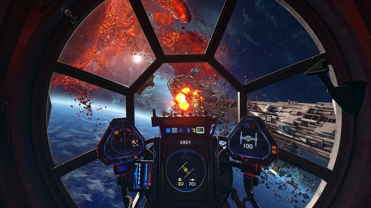 Вновой Star Wars: Squadrons небудет никаких микротранзакций