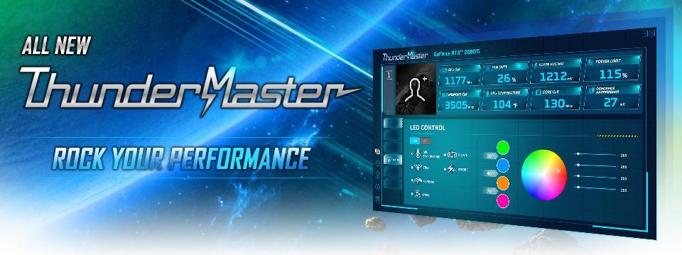 Вышел новый Palit ThunderMaster