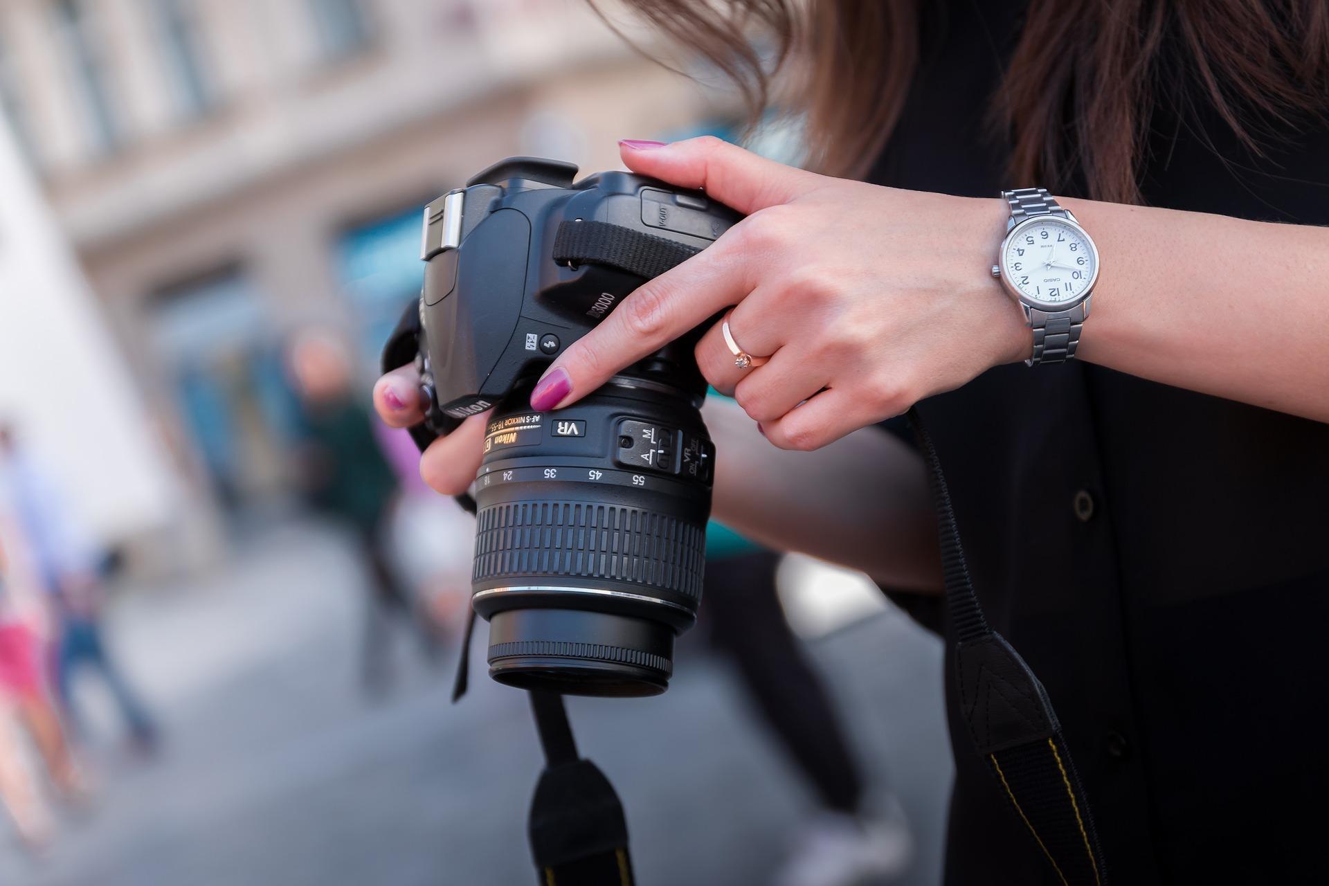 Яндекс.Маркет назвал самый популярный фотоаппарат иобъективы