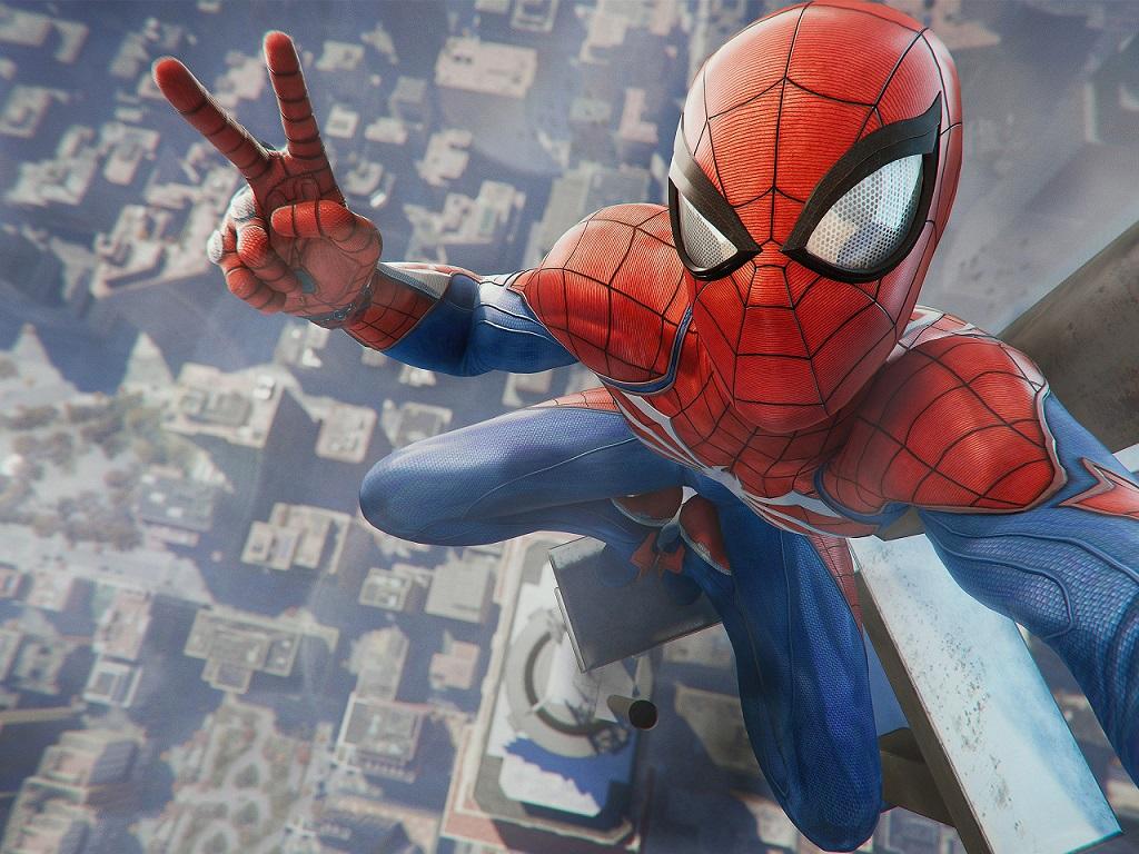 Юный геймер всех поразил реакцией вSpider-Man для PlayStation 4