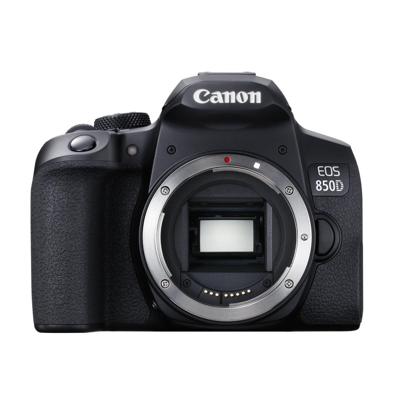 Canon выпустила зеркальный фотоаппарат EOS 850D