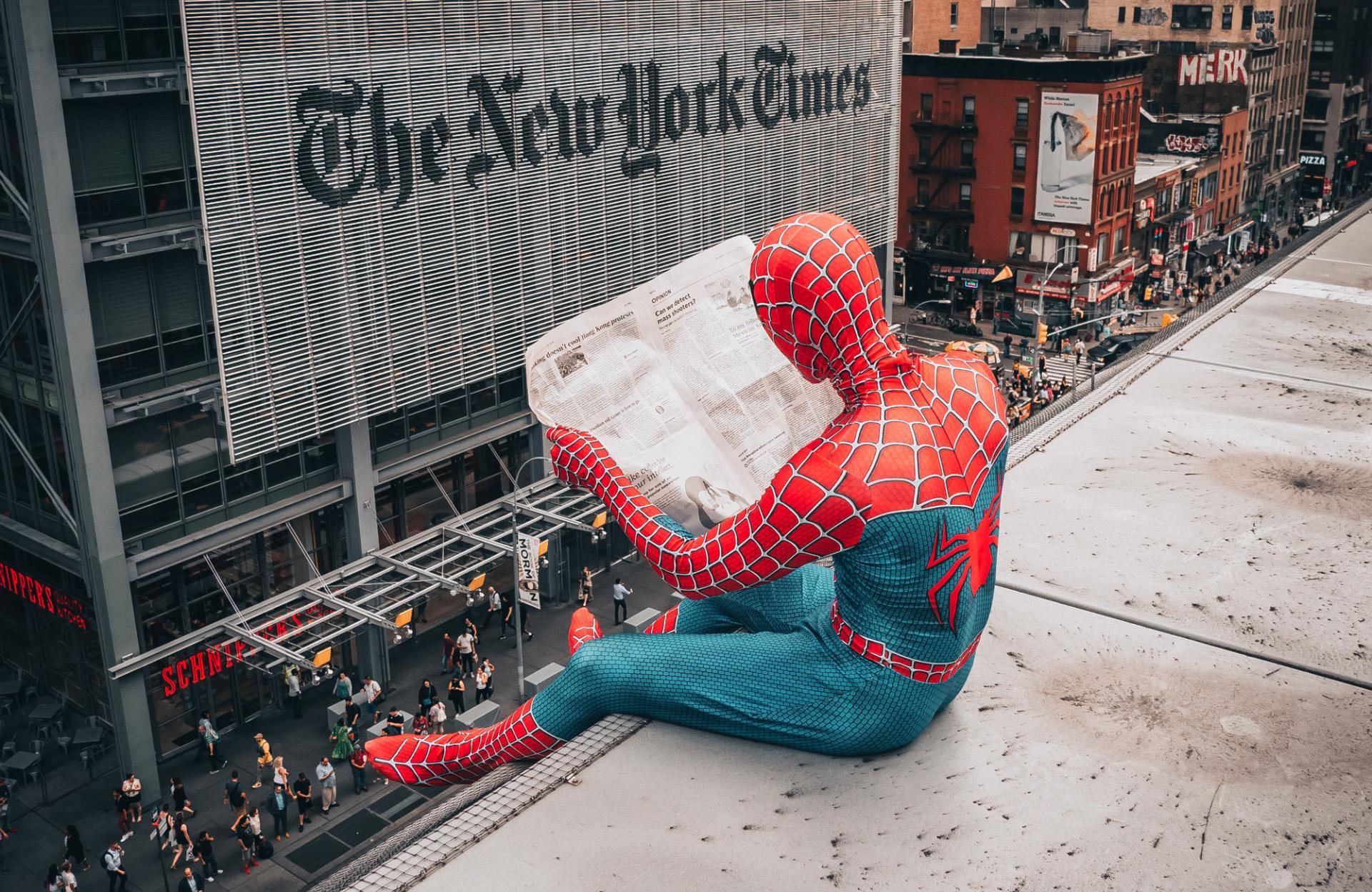 Человек-паук 3 отMarvel будет поистине безумным фильмом — Том Холланд