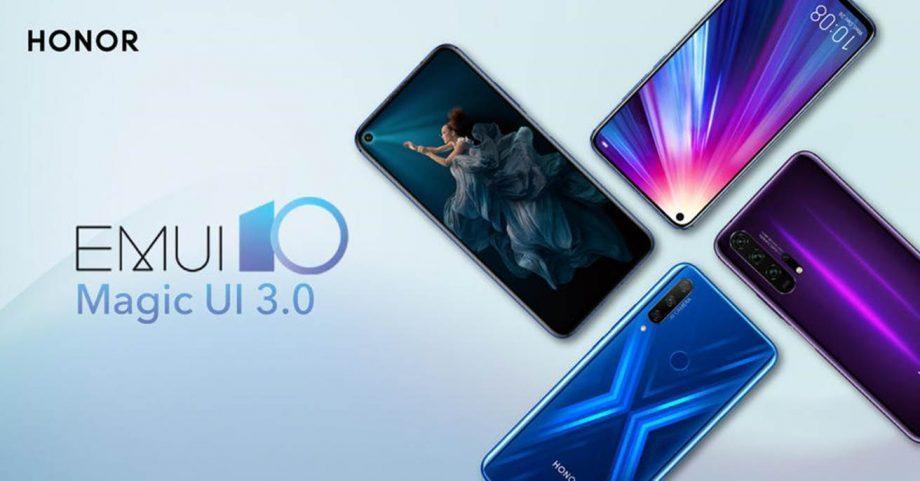 Когда смартфоны Honor обновятся доMagic UI3.0?