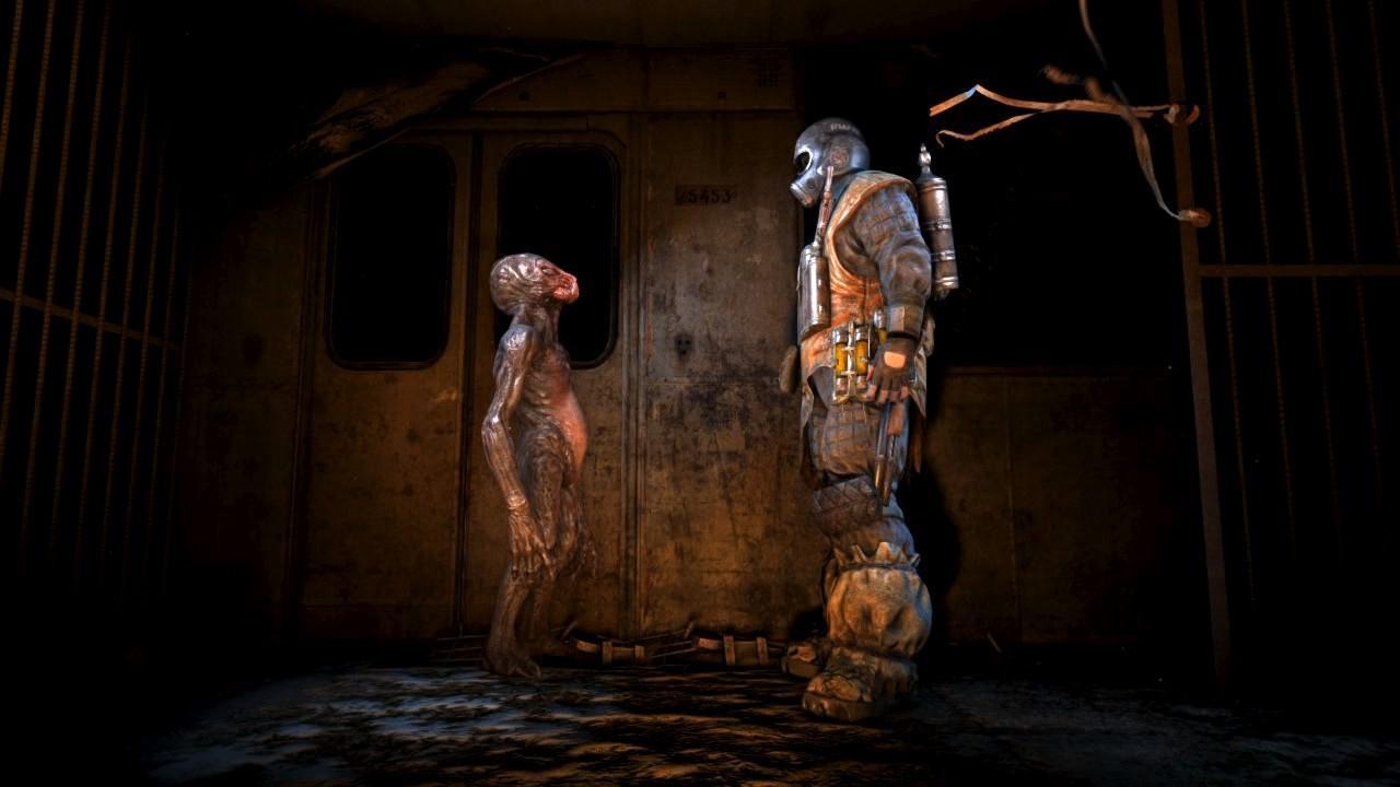 Metro 2033 иLast Light вышлинаNintendo Switch. Наши впечатления отрелиза