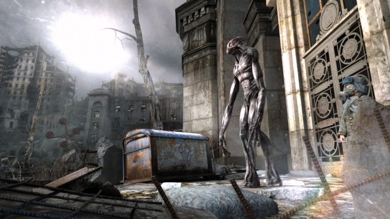 Metro 2033 иLost Light вышлинаNintendo Switch. Наши впечатления отрелиза